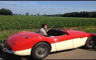 Austin Healy 100 6 Rent Drenthe