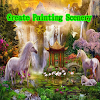 Create Painting Scenery