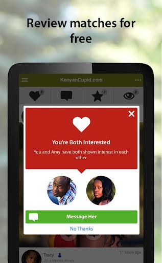 KenyanCupid - Kenyan Dating App 2.1.6.1561 screenshots 11