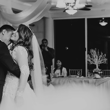 Wedding photographer Nahún Rodríguez (NahunRodrigu). Photo of 09.01.2017
