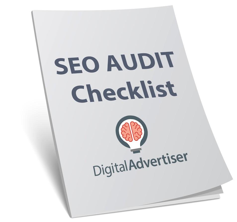 Free SEO Audit Checklist - 2019