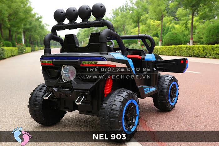 Xe ô tô điện trẻ em NEL-903 17