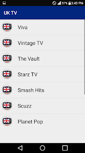 UK TV All Channels in HQ- screenshot thumbnail