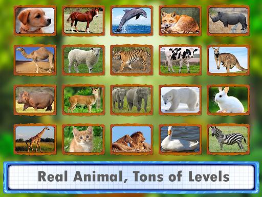 Animal Jigsaw Puzzles DayCare 1.0 screenshots 7