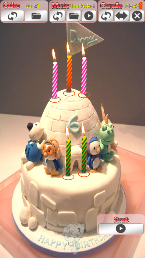 Birthday Song Cake And Candle Apps On Google Play