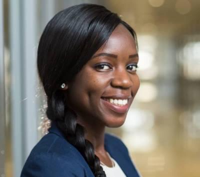 Lyndsey Chiinze, Comstor Sub-Saharan Africa