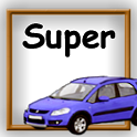 Super Car (supercar) Free icon