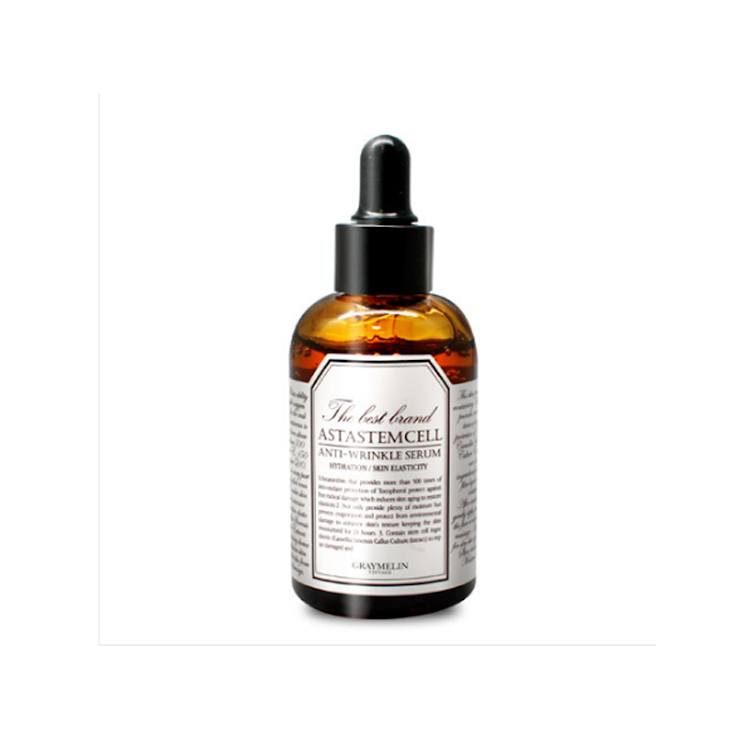 Graymelin Korea ASTA STEMCELL anti winkle serum anti aging 50G by Supermodels Secrets