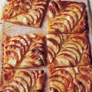 French Apple Tart.