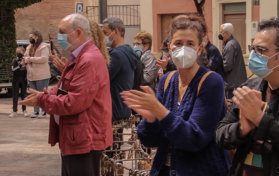 Han colaborado en este acto la Facultad de Poesía José Ángel Valente y la Asociación de Vecinos La Traíña.