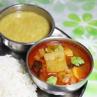 Sorakaya Pulusu Recipe - Andhra Bottle Gourd Stew