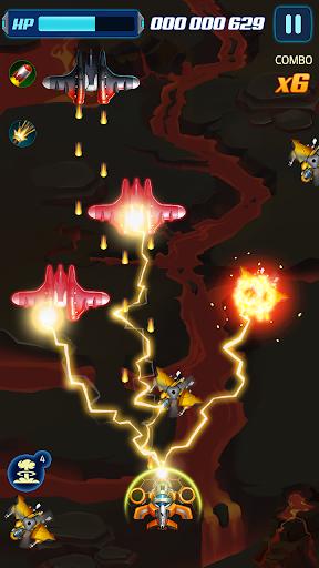 Infinity Strike - Space Shooting Idle Chicken  screenshots 5