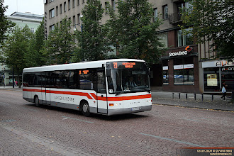Photo: #319: LSI-219 ved torget i Lahti, 08.09.2009.