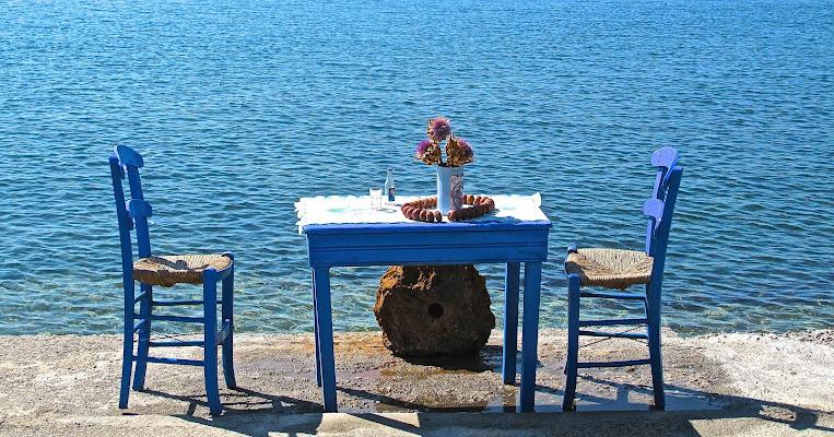 Blu greco. di sangiopanza