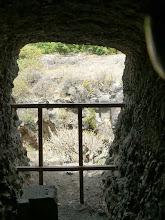 "Photo: Salida de la ""cueva del Agua"""