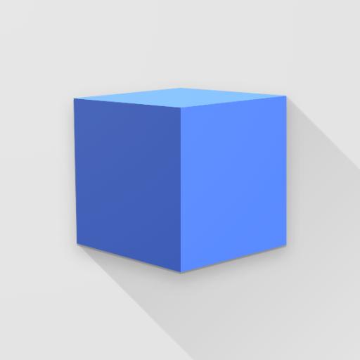 Cube Dodge game logo