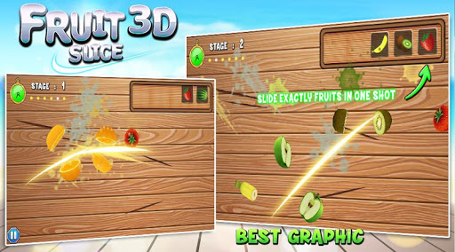 Fruit Cut Slice 3D 1.0.8 {cheat|hack|gameplay|apk mod|resources generator} 4