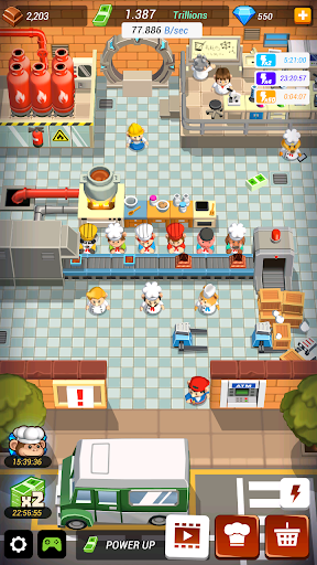 Idle Cooking Tycoon - Tap Chef 1.23 screenshots 12