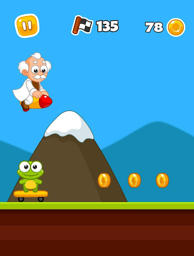 Frog: funny adventures 1.0.2 screenshots 3