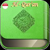 AL-QURAN &TERJEMAHAN INDONESIA