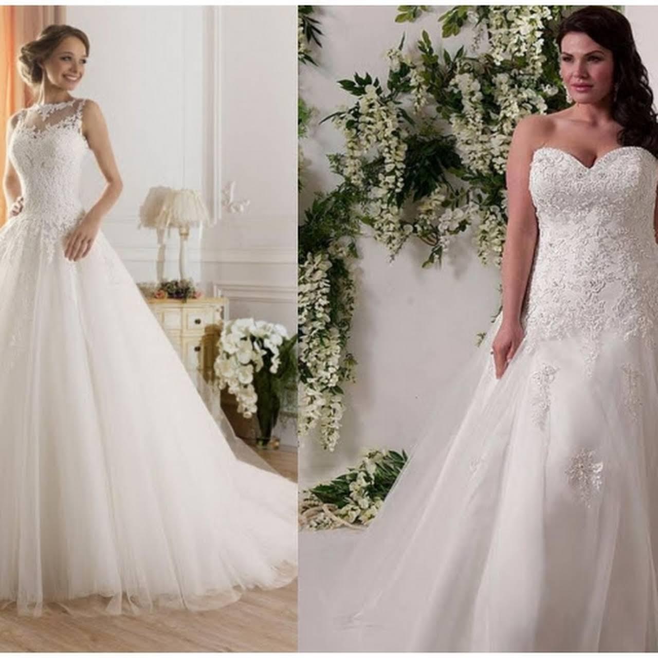 953590f9e346 Hollywood Style - svatební a společenské šaty - Svatební Salón v ...