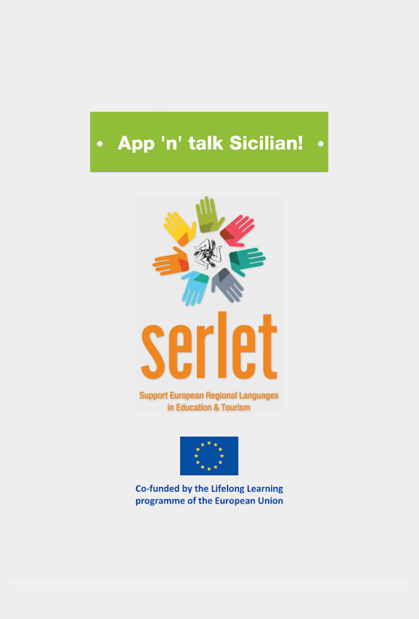 Serlet Sicilian- screenshot