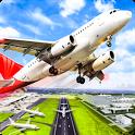 Real Flight Simulator: Airplane Flying 2018 icon