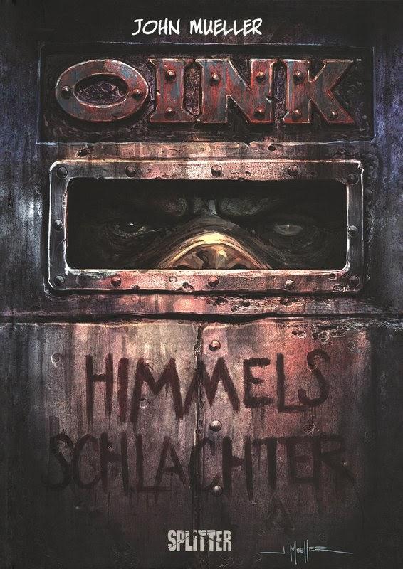 Oink - Himmels Schlachter (2015)