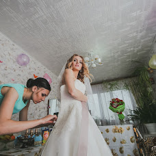 Wedding photographer Mariya Melaschenko (FoxMoon). Photo of 05.07.2016