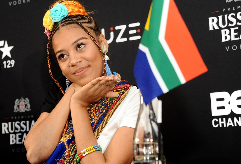 Sho Madjozi is shifting the industry, one xibelani at a time