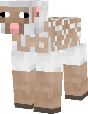Pink sheep explodingtnt - photo#44