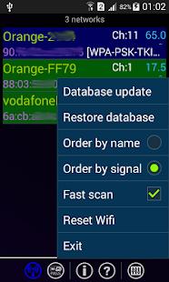 WifiAccess WPS WPA WPA2 apk