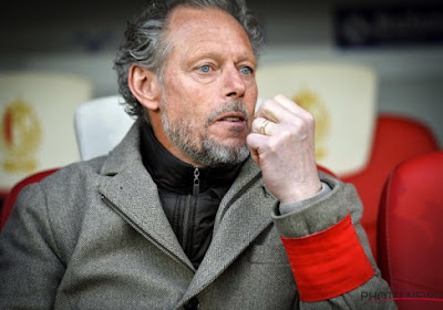 """Preud'homme duimt na zege tegen Club Brugge voor ... Club: """"En hopelijk zit Genk nog met het hoofd in de wolken"""""""