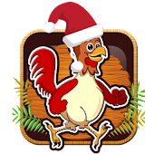 Flicky Chicky: Jumping & Running Chicken Platform