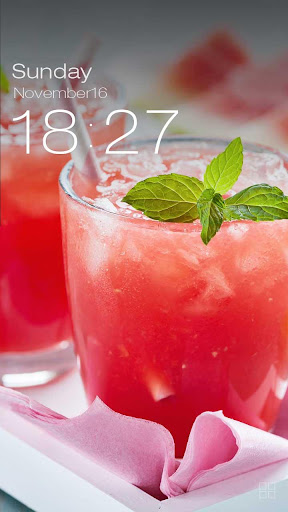 ZUI Locker Theme - Watermelon