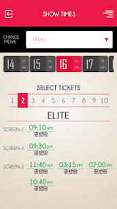 Jazz Cinemas – Movie tickets App Download For Android and iPhone 4