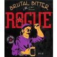 Logo of Rogue Brutal Bitter