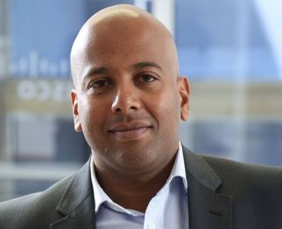 Garsen Naidu, general manager, Cisco, Sub Saharan Africa.