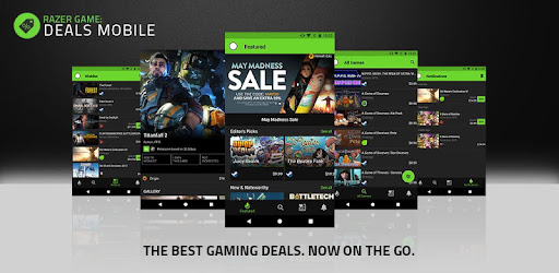 Приложения в Google Play – Razer Game <b>Deals</b>