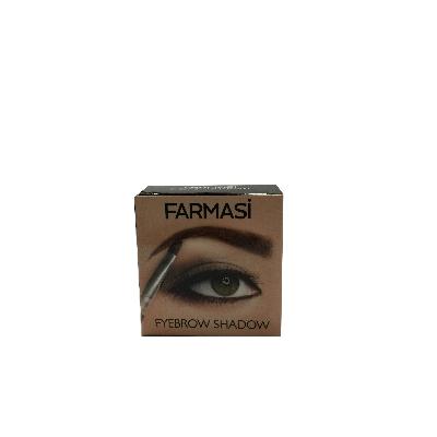 Sombra Farmasi Cejas 01 Marron Oscuro