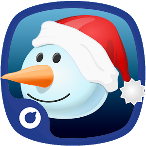 Merry Christmas Theme Icon