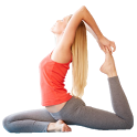 Stretching for Flexibility icon