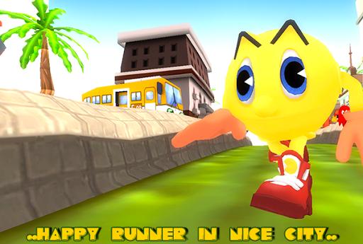 3D Pixel Hero Arcade City Run