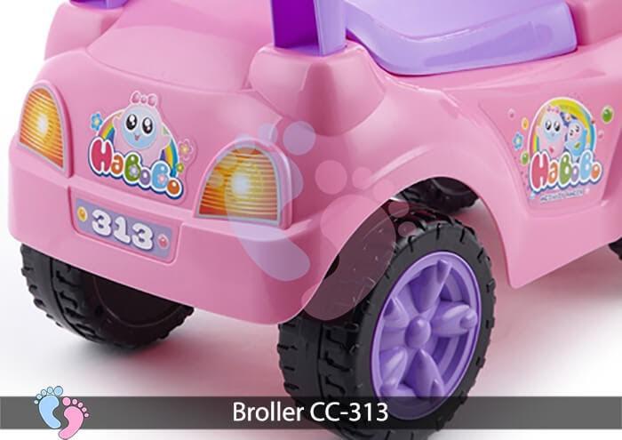 Xe chòi chân oto Broller CC 313 18