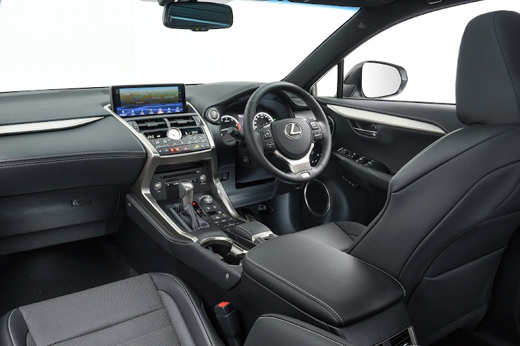 The big news inside is the change to a larger 10.3 inch infotainment screen. Picture: MOTORPRESS