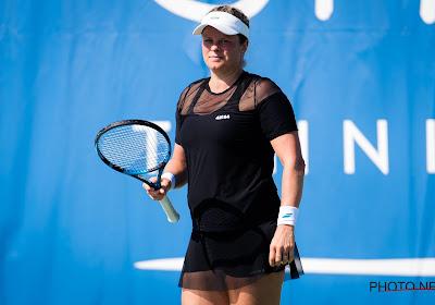 Kim Clijsters kent tegenstander in eerste ronde op Indian Wells