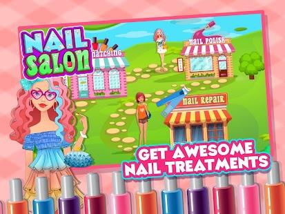 Tải Game Nail Salon
