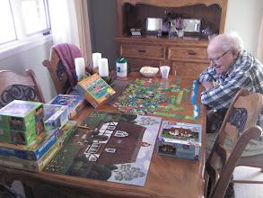 Photo: puzzle activity