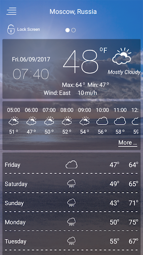 weather forecast  screenshots 9
