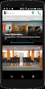 Hotel El Diplomatico - náhled